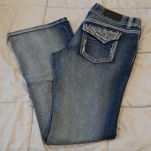Twenty One Black by Rue21 Curvy Jeans